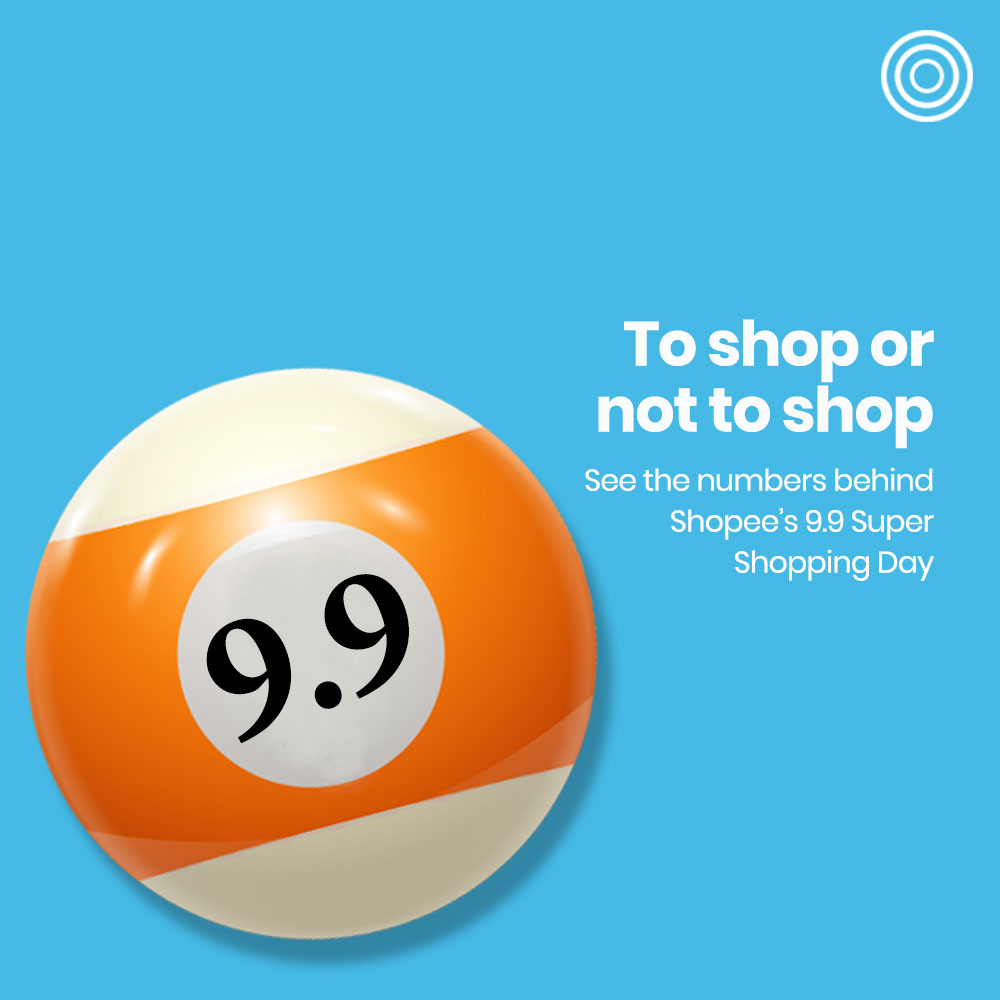 9.9 e-commerce sale extravaganza: how did Shopee's #SuperShoppingDay really occur on social?
