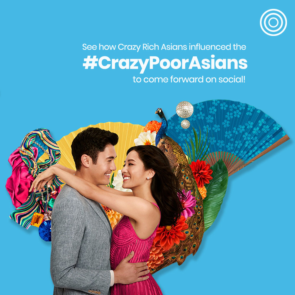 See how #CrazyRichAsians influenced the local Twitter-sphere